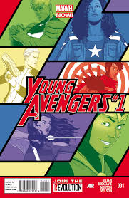 Young Avengers.