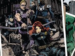 Secret Avengers.