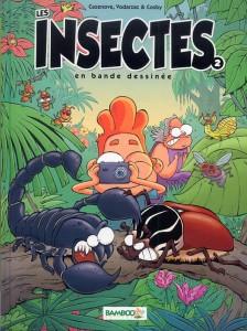 BAMBOO - Insectes en BD