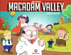 MEME PAS MAL - Macadam valley