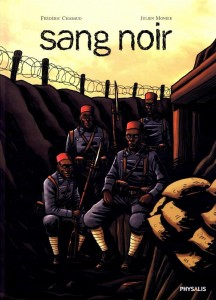 PHYSALIS - Sang noir