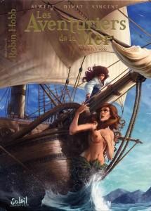 SOLEIL - aventuriers de la mer T1