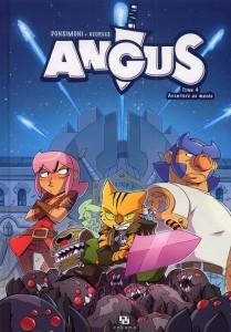 ANKAMA - Angus T4