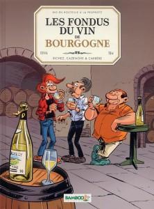 BAMBOO - fondus du vin de bourgogne