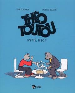 BD KIDS - Theo toutou T3