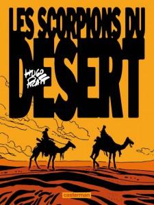 CASTERMAN - Scorpions du desert Ned