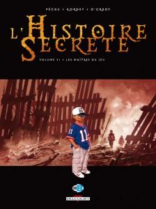 DELCOURT - Histoire secret T31