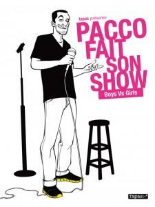 DELCOURT - Pacco fait son show