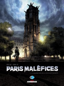 DELCOURT - Paris Malefices