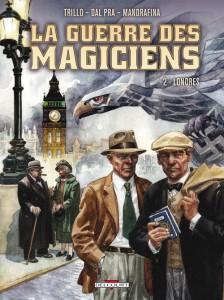 DELCOURT - guerre des magiciens T2