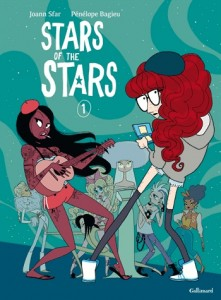 GALLIMARD - Star of the stars