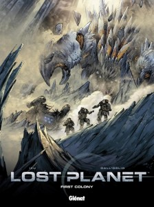 GLENAT - Lost Planet T1