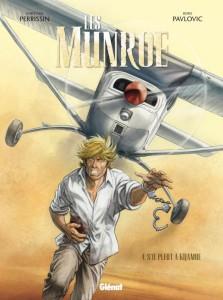 GLENAT - Munroe T4