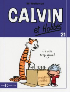 HORS COLLECTION - Calvin et Hobbes T21