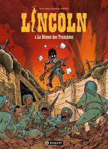 PAQUET - Lincoln T8