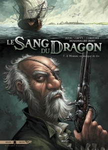SOLEIL - Sang du Dragon T7