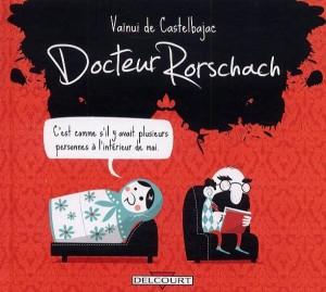 delcourt - docteur Rorschach