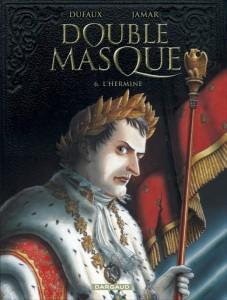 DARGAUD - double masque T6