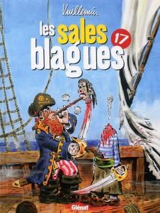 GLENAT - Sales blagues 17