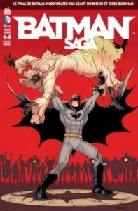 Batman SagaHS4