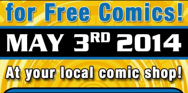 Bédéciné Free Comic Book Day 2014 !!!!