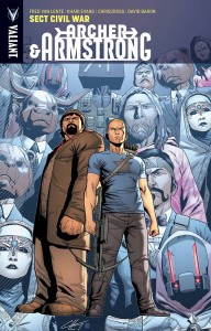 archer & armstrong tp 4
