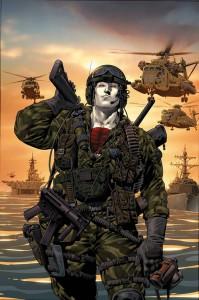 bloodshot & hard corps 0 lozzi