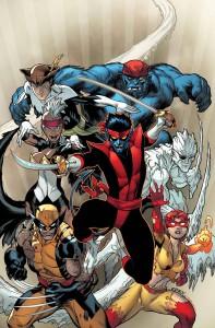 amazing x-men 5