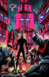 batman beyong universe