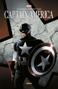 captain america Les elus