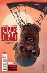 george romero empire of dead