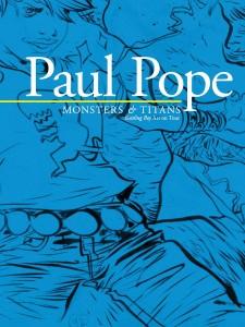 paul pope monsters