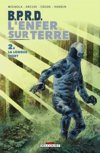 BPRD - L'ENFER SUR TERRE 02 - C1 REP.indd