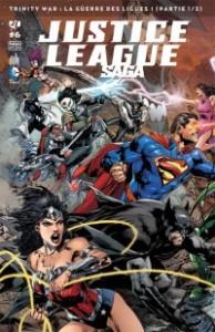Justice league saga 6