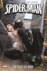 Spider-Man retour au noir