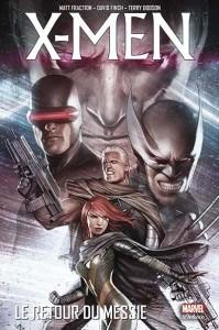 X-Men Retour du Messie