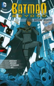 batman beyond batgirl