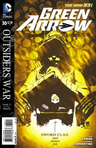 green arrow 30