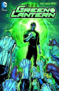 green lantern HC