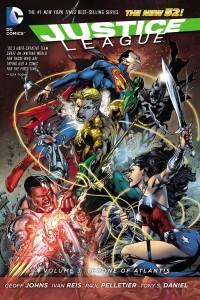 justice league tp 3