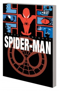 marvel knight spider-man tp 1