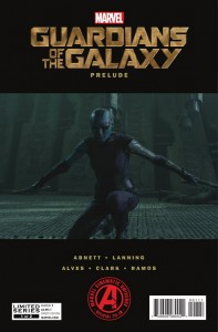 marvels guardians of galaxy prelude