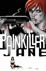 painkiller jane tp 1