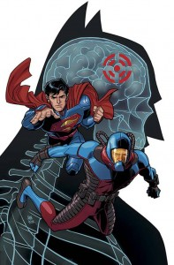 BATMAN SUPERMAN #10