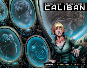 CALIBAN #2 WRAP CVR (MR)
