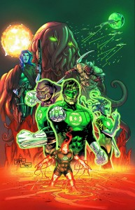 GREEN LANTERN #31 (UPRISING)