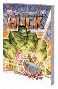 INDESTRUCTIBLE HULK TP VOL 02 GODS AND MONSTER