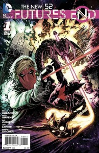NEW 52 FUTURES END #1 (WEEKLY)