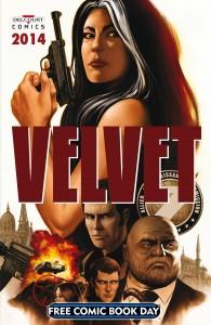Velvet FCBD