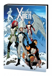 all new x-men hc